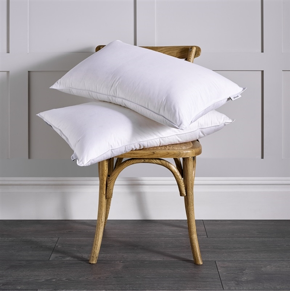 European Duck Down Surround Pillow