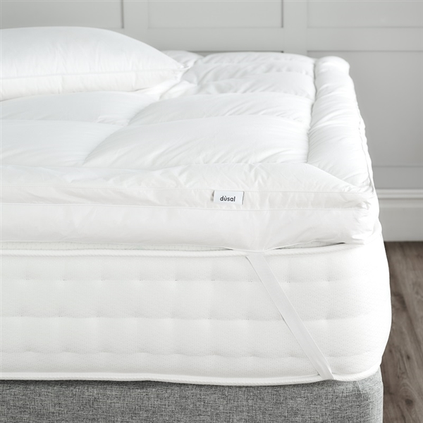 Duck Down Combination Mattress Topper