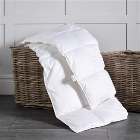 13.5 tog European Duck Down Duvet