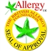British Allergy Foundation Seal of Approval