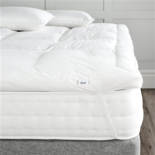 Duck Feather and Down Mattress Topper