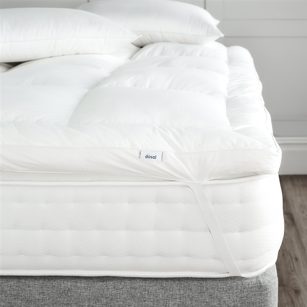 Anti Allergy Synthetic Dacron Comforel Eco Bed Topper