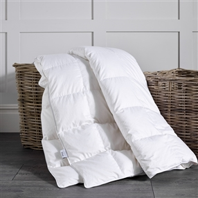 Double - Hungarian Goose Down Duvet 4.5 tog