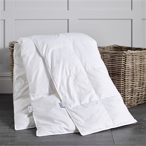 Single - European Duck Down Duvet All Seasons